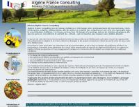 Algerie France Consulting {JPEG}